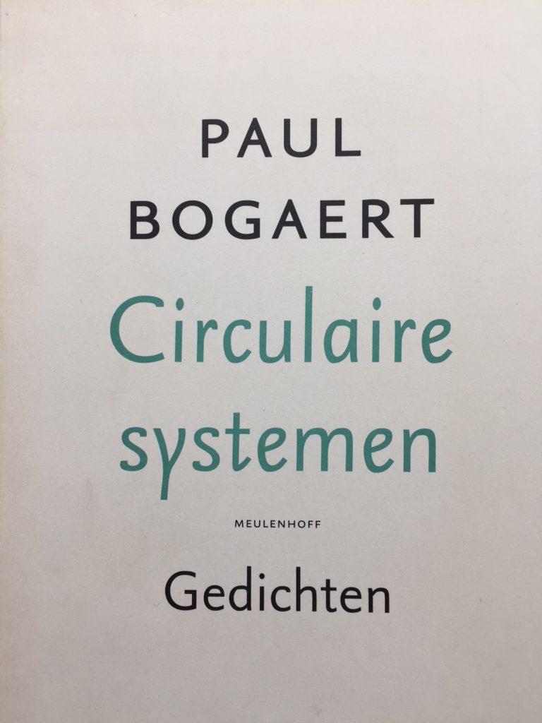 Circulaire systemen. Gedichten.